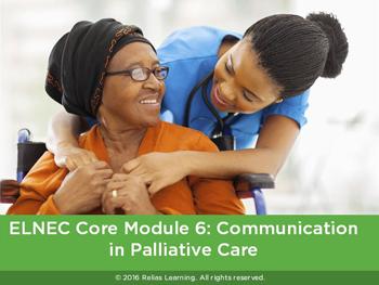 ELNEC Core Curriculum