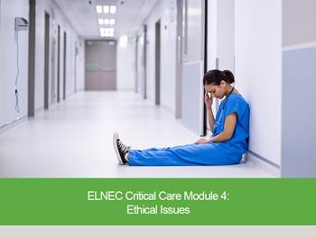 ELNEC Critical Care Curriculum